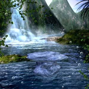 Agua mágica