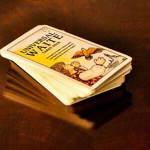 significado de las cartas del tarot rider waite