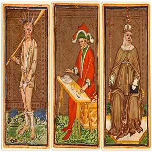 significado de las cartas del tarot visconti-sforza
