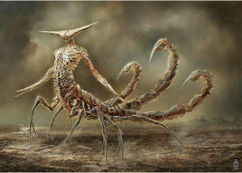 Horóscopo negro Escorpio El Escorpión envenenado