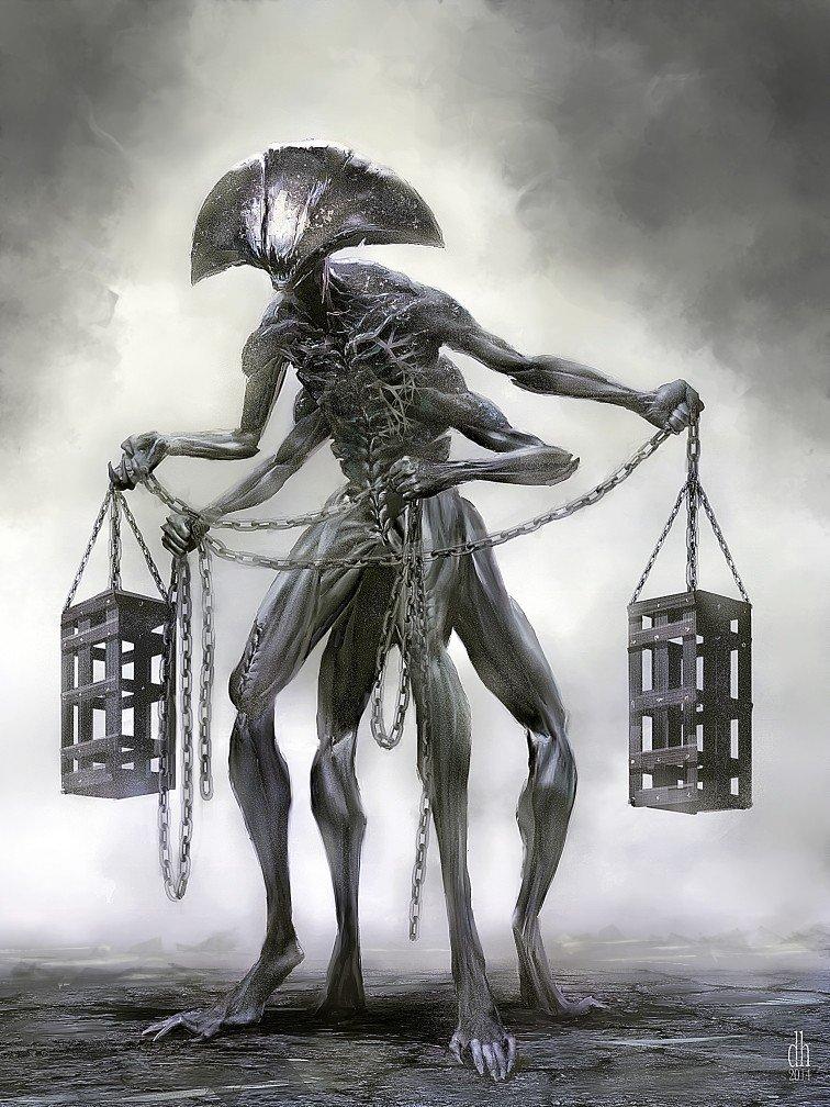 Horóscopo negro Libra El Ravenous