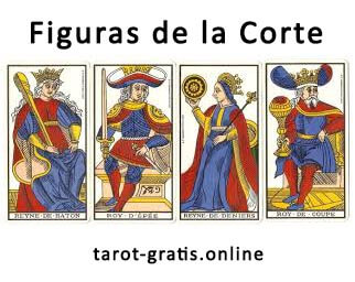 Figuras de la corte tarot cabala