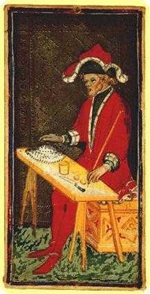 Tarot Visconti Sforza 1