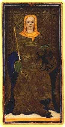 Tarot Visconti Sforza 3