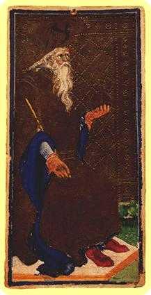 Tarot Visconti Sforza 4