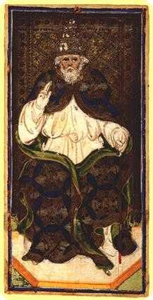 Tarot Visconti Sforza 5