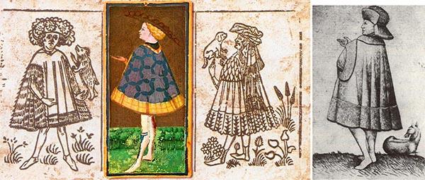 cartas de la baraja del tarot Tarot Visconti-sforza.jpg 3