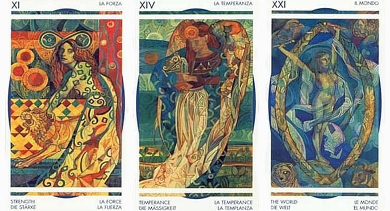 cartas del tarot cristal 3
