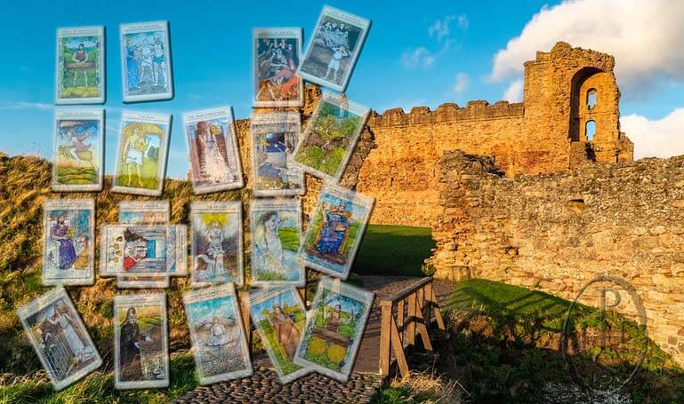 cartas tarot visconti sfroza online gratis online
