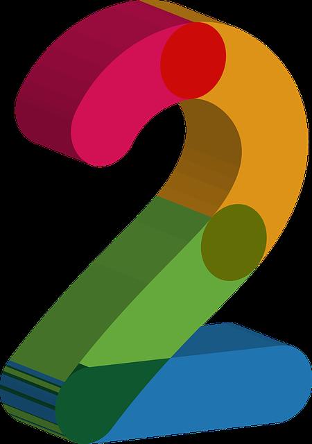 ¿Qué significa el número 2?